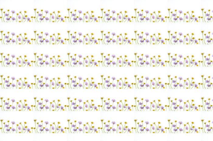 Vinylová Tapeta Květina - Pozadí