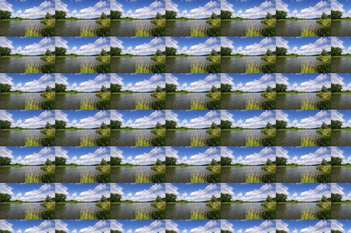 Vinylová Tapeta Seine u Giverny, domov impresionistů - Prázdniny