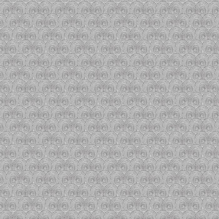 Vinylová Tapeta Fingerprint bezešvé vzor v černé a bílé - Jiné pocity