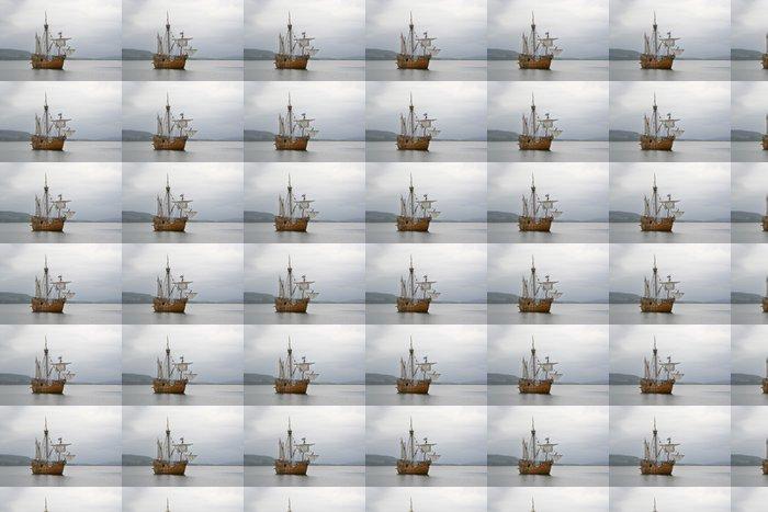 Vinylová Tapeta Replika lodi - Lodě