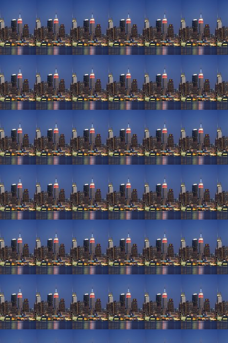 Vinylová Tapeta New York City Empire State Building - Amerika