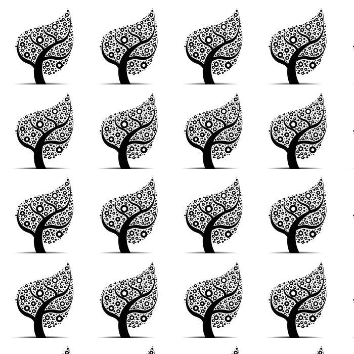Vinylová Tapeta Art strom - Stromy