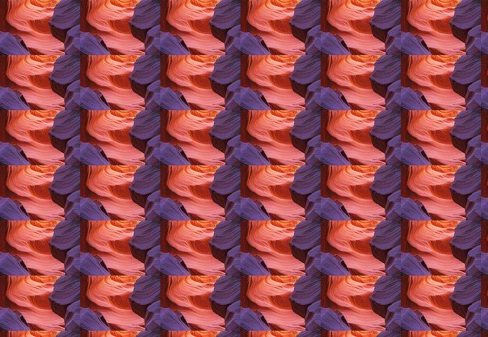 Vinylová Tapeta Scénické barvy slot kaňon - Amerika