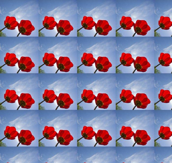 Vinylová Tapeta Květiny - Květiny