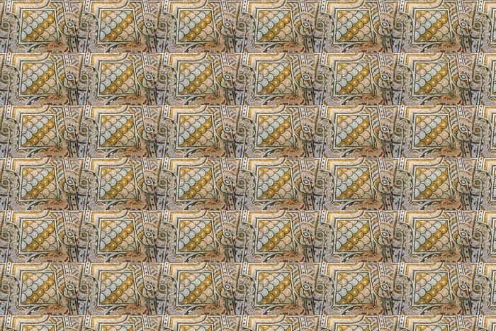 Vinylová Tapeta Starověké římské mozaiky v Kos, Řecko - Evropa