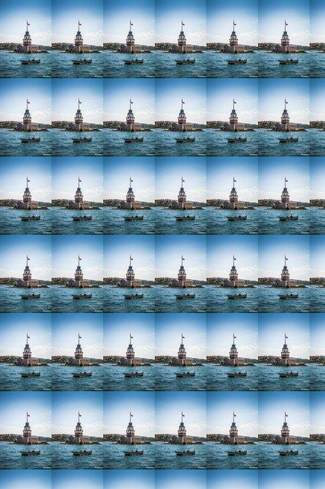 Vinylová Tapeta Panenská věž - Istanbul, Turecko - Střední Východ