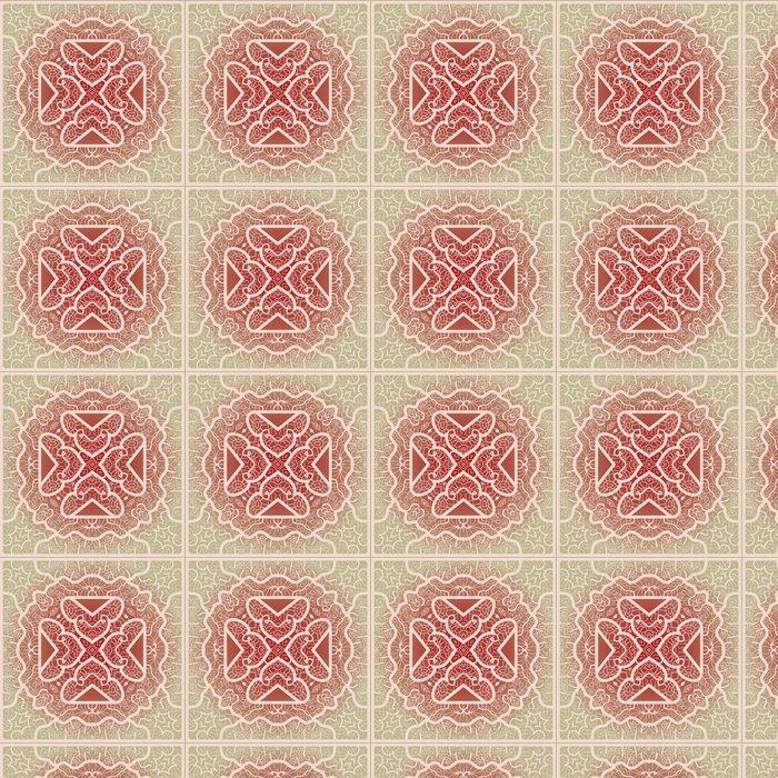 Vinylová Tapeta Orientální mandala motiv - Styly