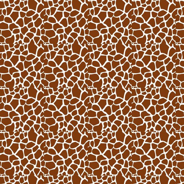 Vinylová Tapeta Textura žirafí kůže - Pozadí