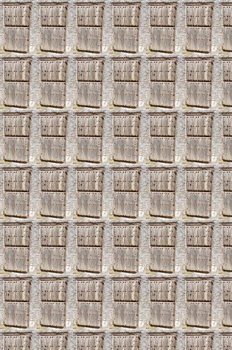 Vinylová Tapeta Staré dveře - Památky