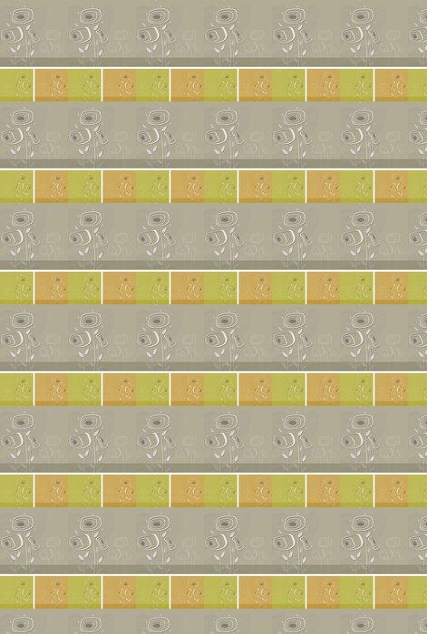 Vinylová Tapeta Delikátní zahrádka - Struktury