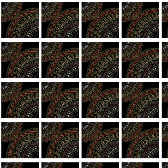Vinylová Tapeta Ethnic pattern - Amerika