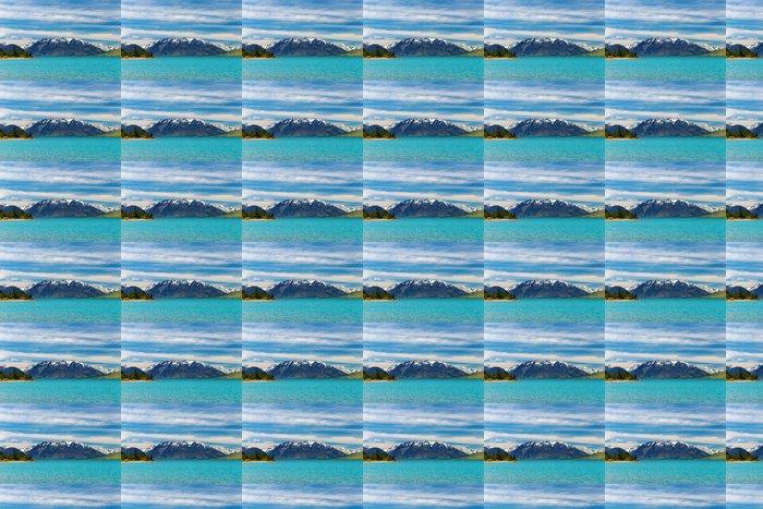 Vinylová Tapeta Mountain Lake - Oceánie