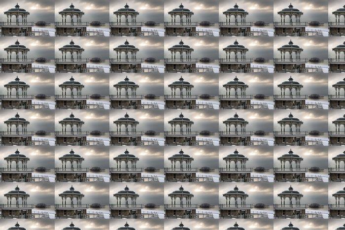 Vinylová Tapeta Brighton zimní scény - Památky