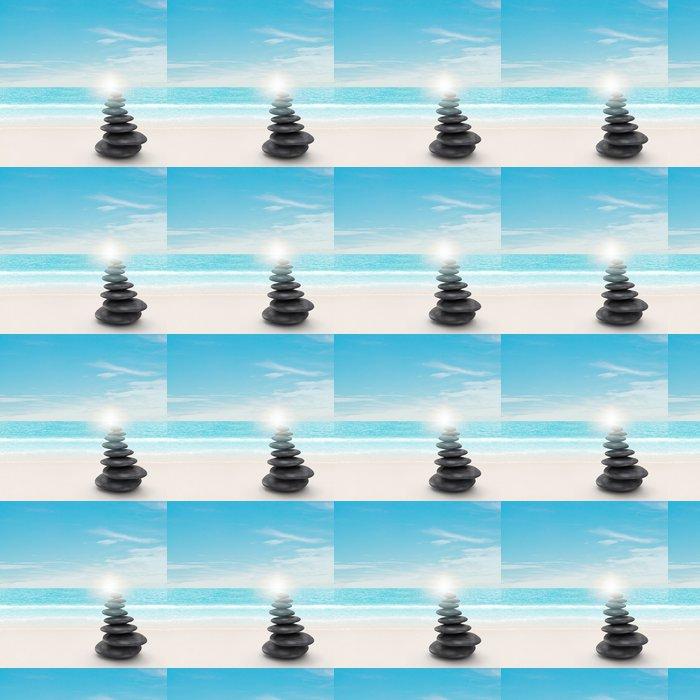 Vinylová Tapeta Oblázkové kameny koncepce - Témata