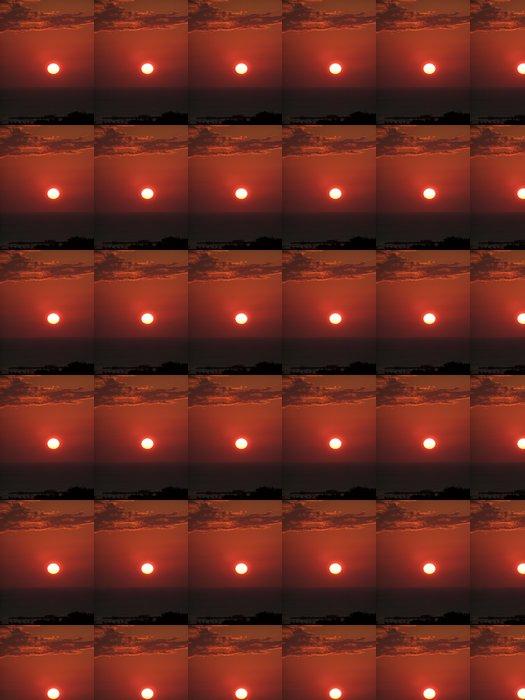 Vinylová Tapeta Říše slunce - Nebe