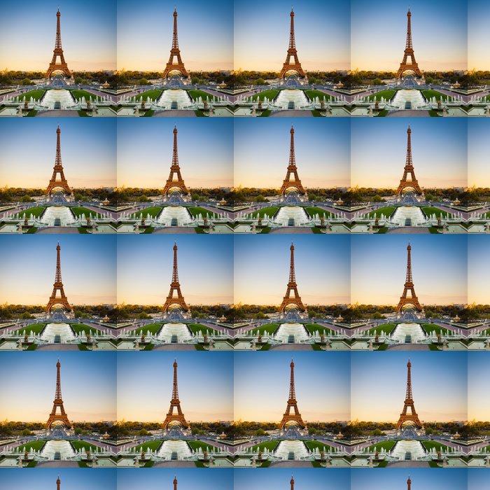 Vinylová Tapeta Tour Eiffel - Paříž - Francie - Témata