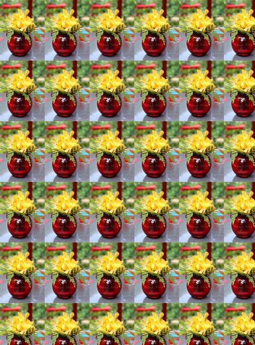Vinylová Tapeta Kytice z orchidejí - Květiny