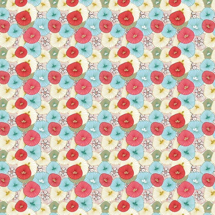 Vinylová Tapeta Flower pozadí - Témata