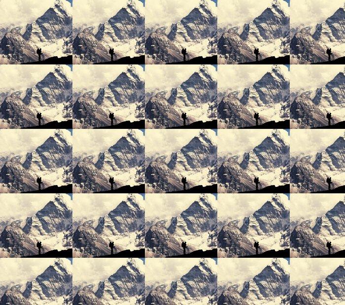 Vinylová Tapeta Putování v Himalájích - Témata