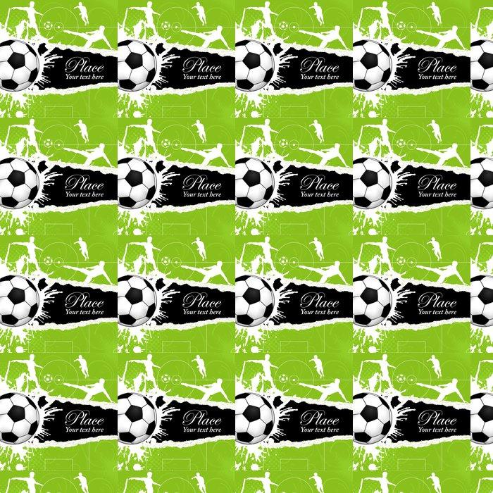 Vinylová Tapeta Fotbalový míč téma - Úspěch