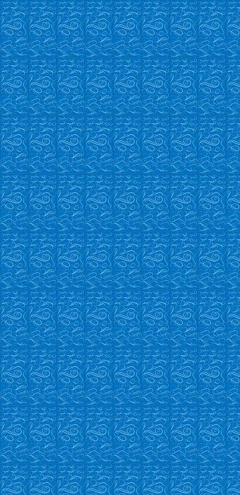 Vinylová Tapeta Víry Vector Set - Struktury