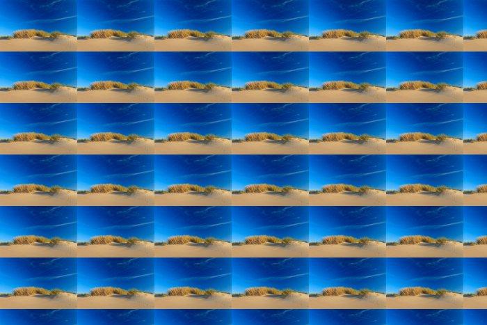 Vinylová Tapeta Písečné duny s přilbou trávou - Evropa