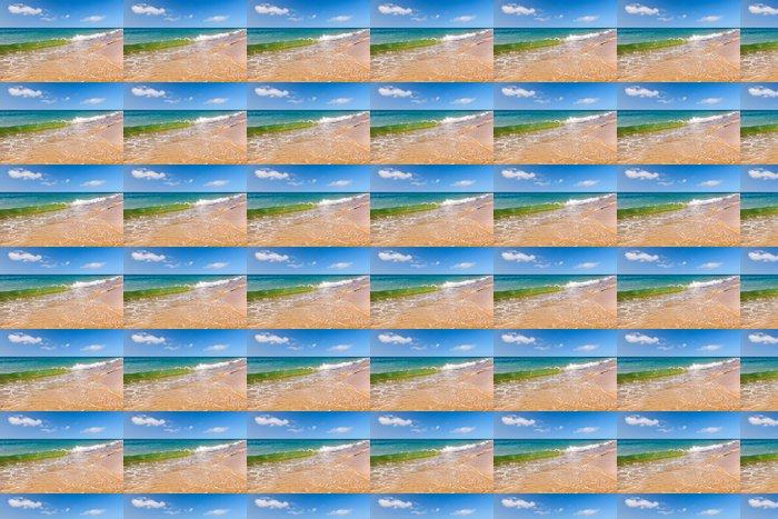 Vinylová Tapeta Krásné ocean beach - Roční období