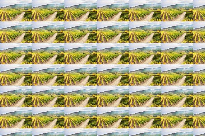 Vinylová Tapeta Vinic - Zemědělství