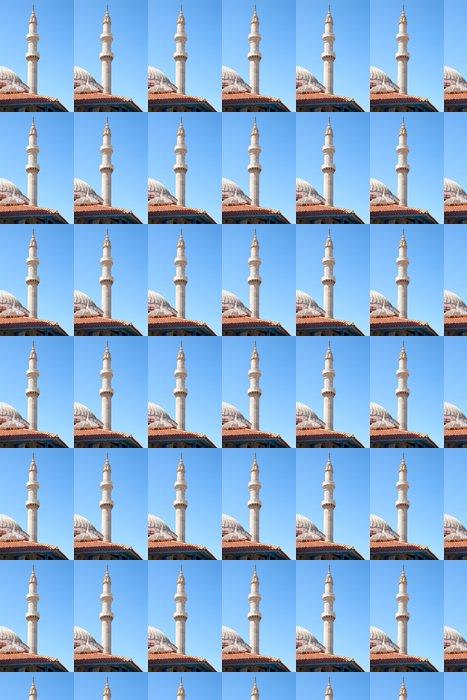 Vinylová Tapeta Stará mešita na řeckém ostrově Rhodos - Prázdniny