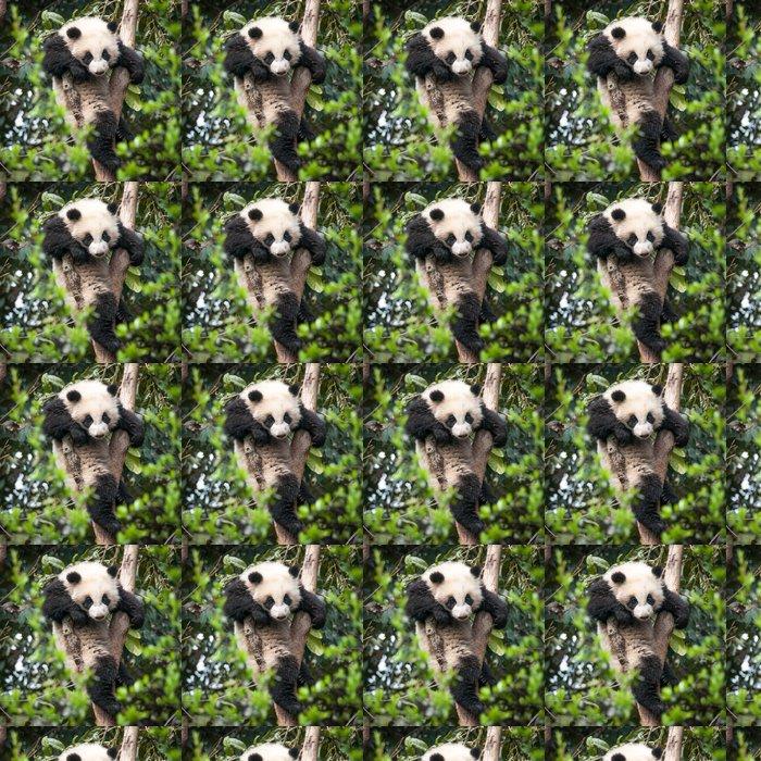 Vinylová Tapeta Cute panda - Témata