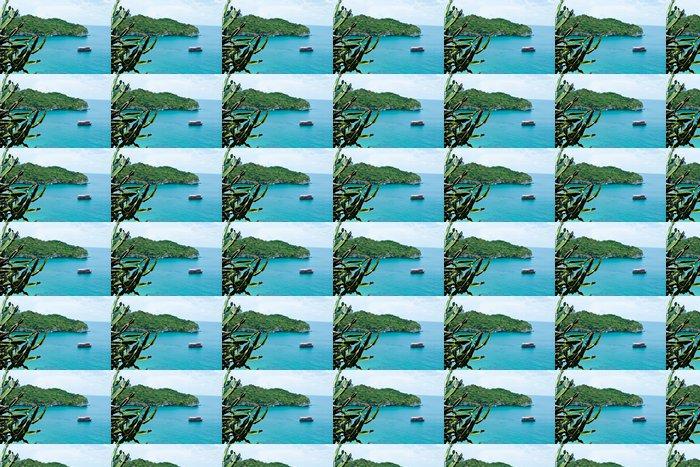 Vinylová Tapeta Cíl - Přírodní krásy