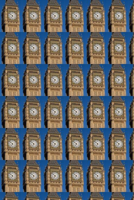 Vinylová Tapeta Big Ben v pozdních večerních hodinách - Dial - Evropská města