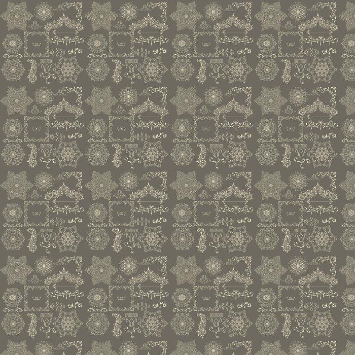 Vinylová Tapeta Vektorové Lacy vintage design Elements - Pozadí