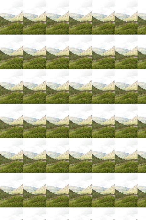 Vinyltapete Die Highlands, Schottland - Europa