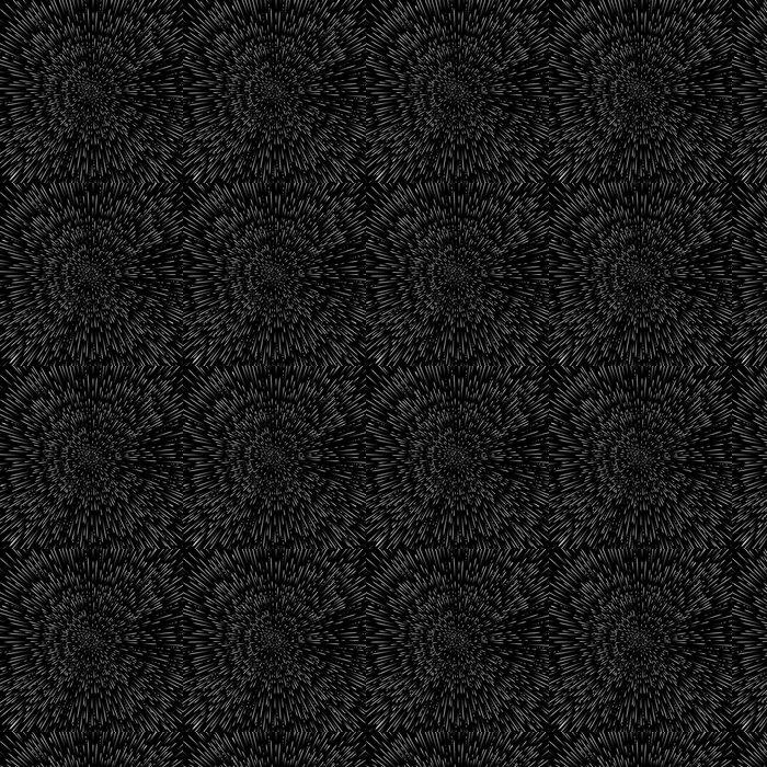 Vinylová Tapeta Vektorové abstraktní pozadí s Open Space Star Warp nebo Hyperspace Travel. Big bang ilustrace. - Grafické zdroje