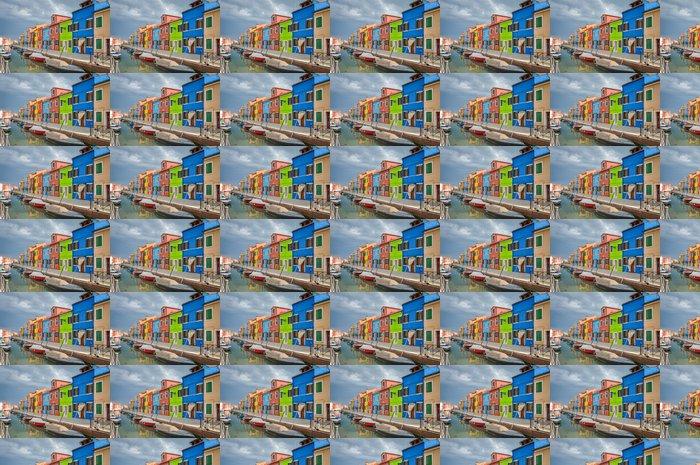 Burano island , Venis Vinyl Wallpaper - Europe