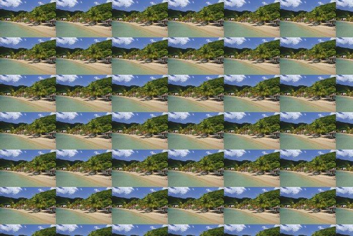 Vinylová Tapeta Nádherná pláž - Amerika
