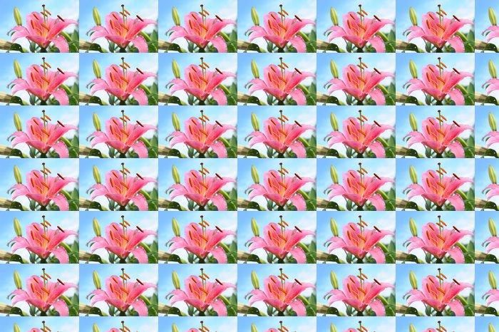 Vinylová Tapeta Lilie 3 - Květiny