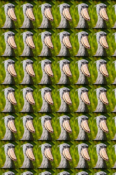 Vinylová Tapeta Schuhschnabel (Balaeniceps rex) - Ptáci