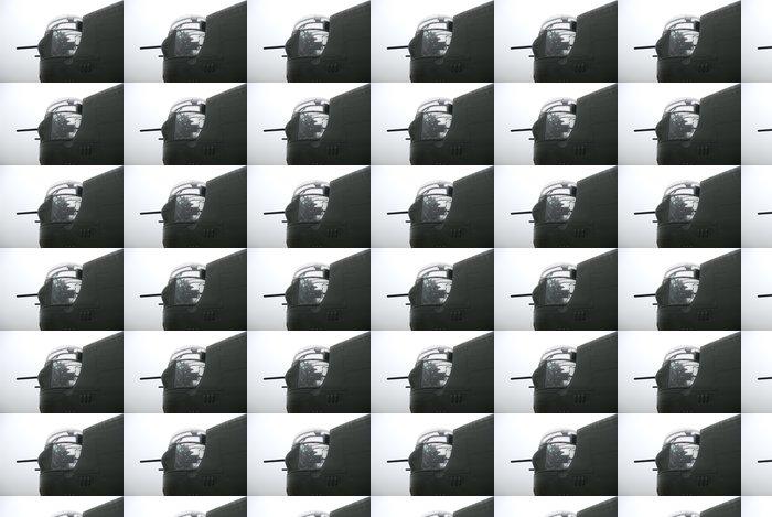 Vinylová Tapeta Nos zbraň druhé světové války amerického bombardéru - Mír