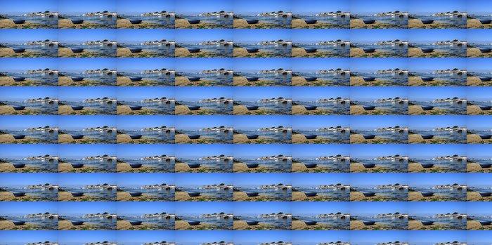 Vinylová Tapeta Portsall port, Brittany, Finistere portsall, lodičky, rybaření - Lodě