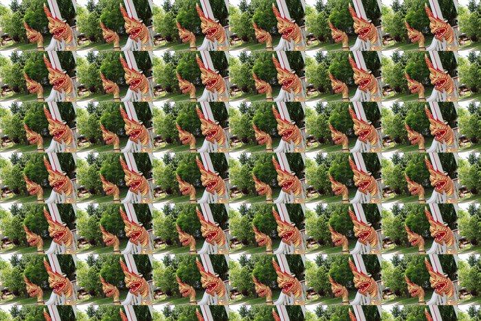 Vinylová Tapeta Wat Chalong. - Asie