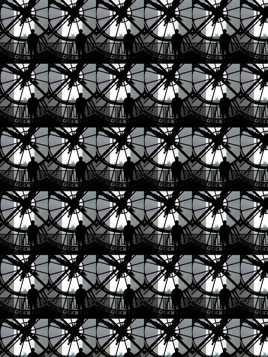 Vinylová Tapeta Zrcadlení - Jiné pocity