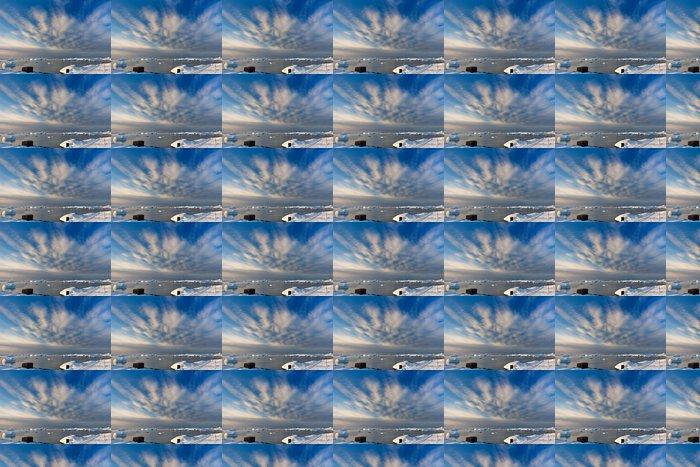 Vinylová Tapeta Krásná krajina v Antarktidě - Pozadí