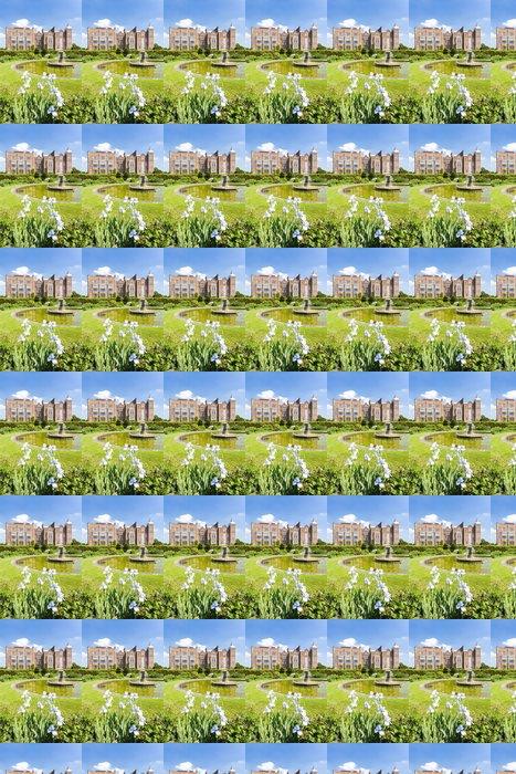 Vinylová Tapeta Hatfield dům se zahradou, Hertfordshire, Anglie - Evropa