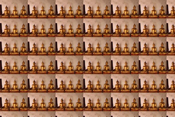 Vinylová Tapeta Tři Buddha - Památky