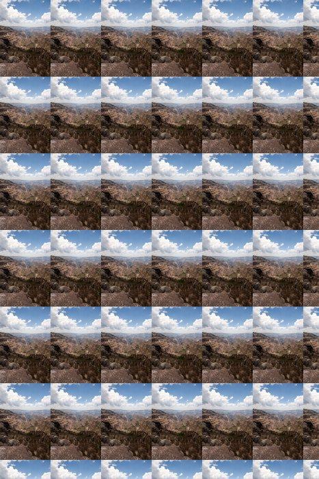 Vinylová Tapeta Copper Canyon v Mexiku - Amerika