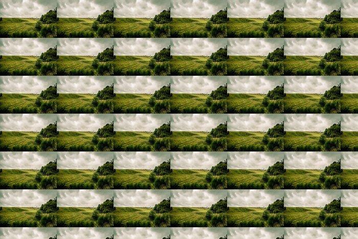 Vinylová Tapeta Zataženo přírodě - Venkov
