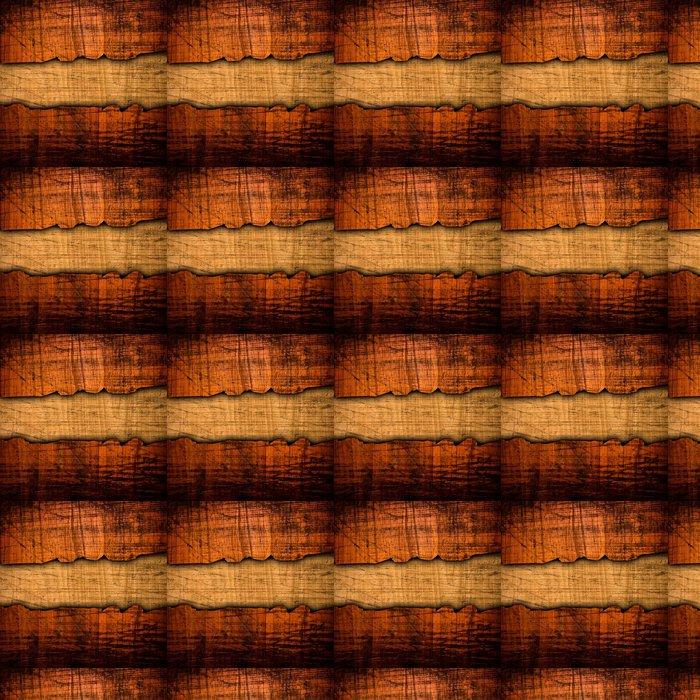 Vinylová Tapeta Popraskané dřevo pozadí - Těžký průmysl