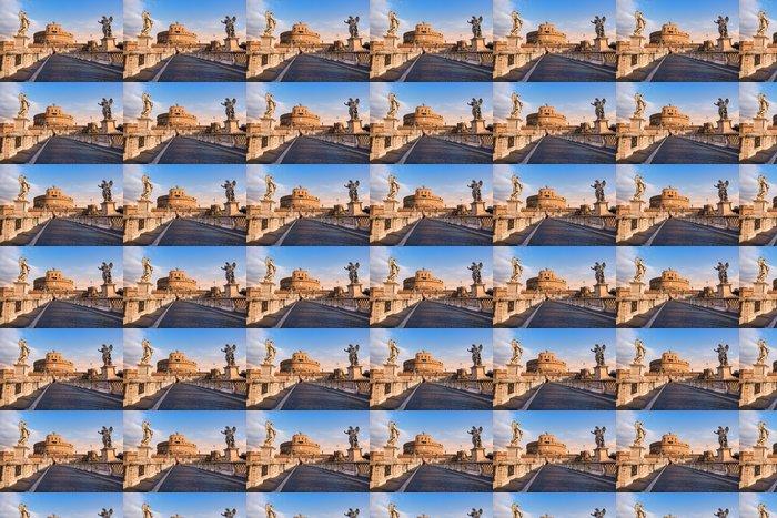 Vinylová Tapeta Castel Sant'Angelo - Roman - Evropská města